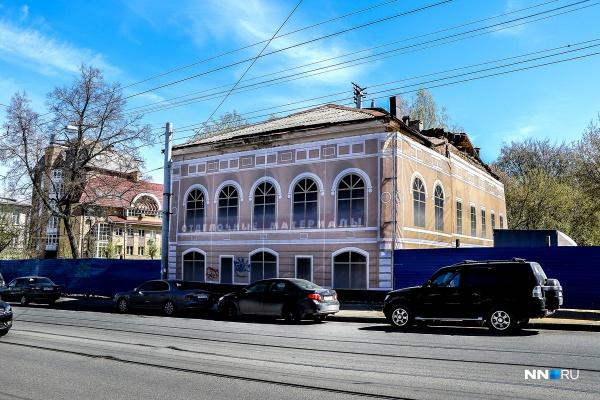 Ильинская, 110. Власти обещают сделать из этой улицы вторую Покровку. Ждём