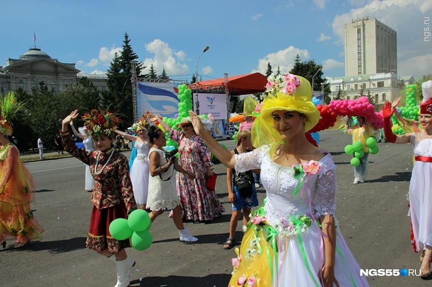 Вмэрии Омска составили карту праздничных мероприятий коДню города