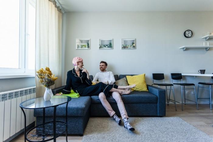 Горожане могут сами выбрать отделку, которая будет идеально подходить к интерьеру квартиры