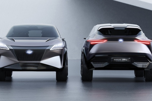 Это Nissan IMQ — прототип нового Qashqai