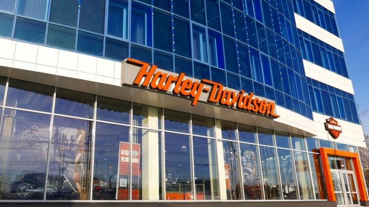 «Harley-Davidson Новосибирск» признали лучшим дилером 2017 года