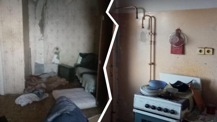 Ярославцу, устроившему в квартире притон, отключили газ
