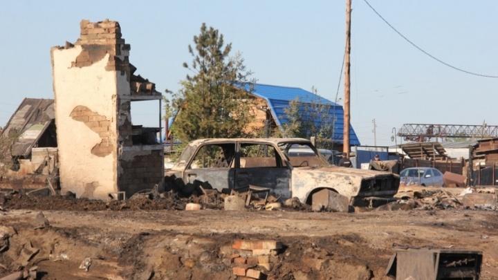 Часть погорельцев решили оставить без жилья власти Канска