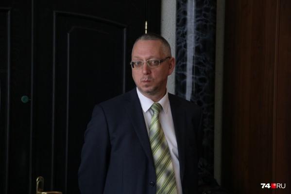Василий Московец обвиняется в подстрекательстве к поджогу
