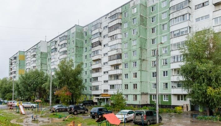 Пермские власти укрепят склон у дома на улице Льва Шатрова, чтобы он не сполз в лог