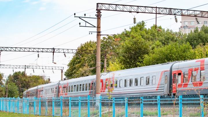 СКЖД пустит новые прицепные вагоны из Таганрога в Москву раньше на две недели