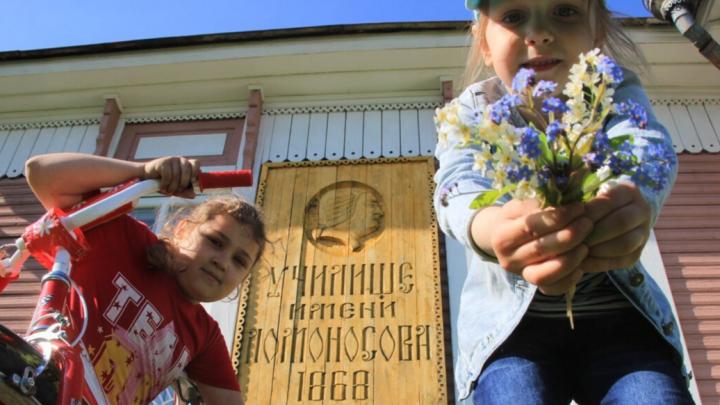 Русский Север как он есть: солнечные фотозаметки с родины Ломоносова
