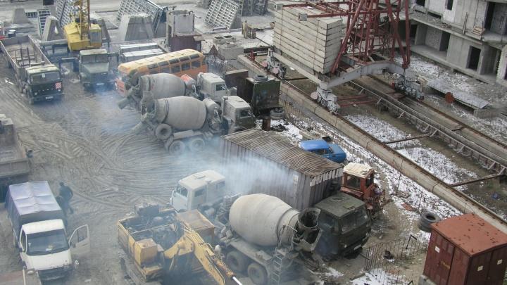 Каждая пятая: в Волгоградской области закрылись 950 строительных организаций