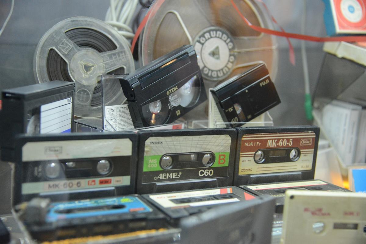 В Екатеринбурге пройдет конкурс по перематыванию старых кассет карандашом на скорость