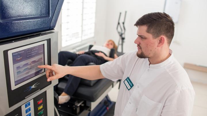 Новейшие технологии лечения позвоночника без операций появились в Новосибирске
