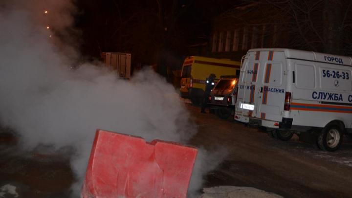 Без отопления в Дзержинском районе осталось почти 3,5 тысячи человек — МЧС