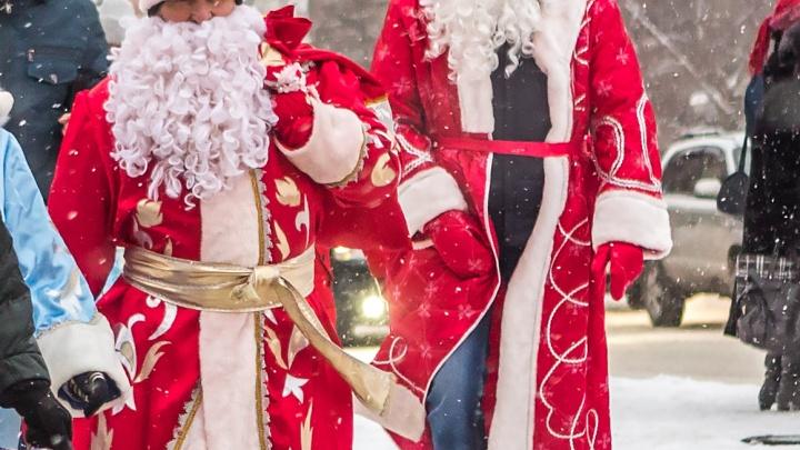 История новогоднего ограбления: дело банды Дедов Морозов