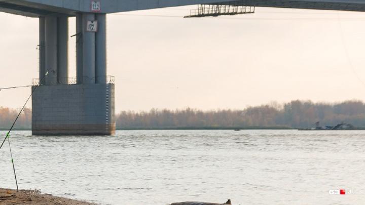 На реке Самаре очевидцы обнаружили мертвого мужчину