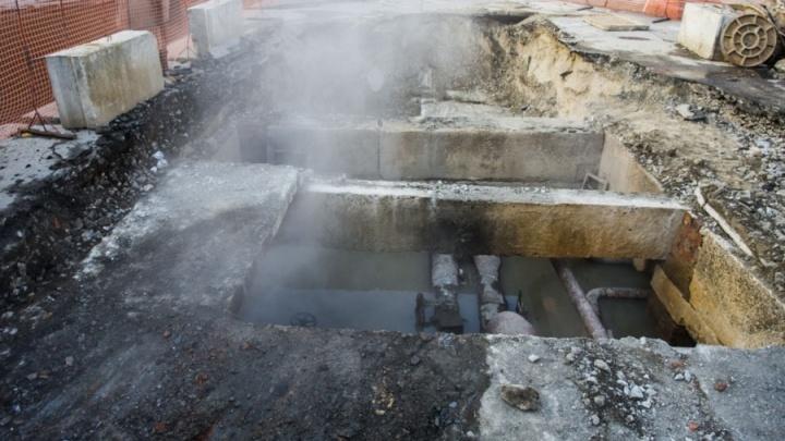 Лучше объехать: улицу Гоголя раскопают и перекроют на две недели