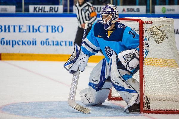Сэйв вратаря «Сибири» возглавил рейтинг лучших за неделю