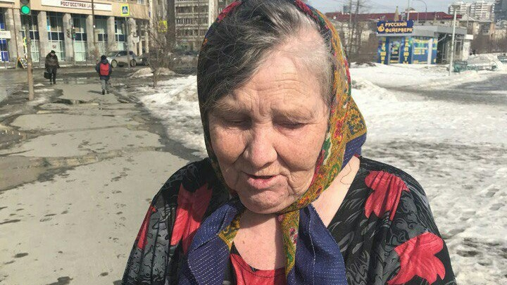 «Замёрзла и стеснялась просить помощи»: на ВИЗе нашли 81-летнюю бабушку, потерявшую память