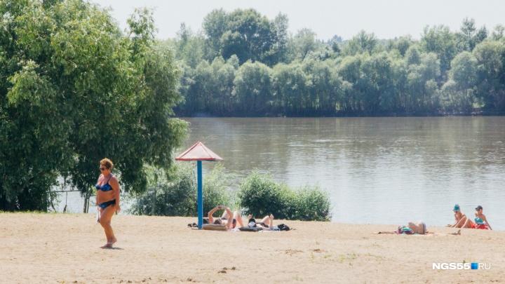 Водолазы ищут тело 29-летней омичкина Набережной Тухачевского