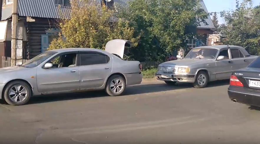 Попавшие в аварию водители ждали автоинспекторов до темноты