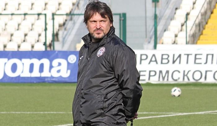Экс-тренер «Амкара» перешел на работу в махачкалинский «Анжи»