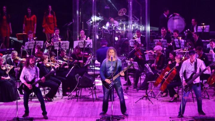 Премьера шоу «Симфорок» состоится в Ростове
