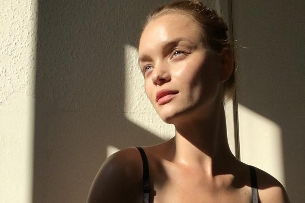Анастасия Ахмаметева — успешная 25-летняя модель из Красноярска