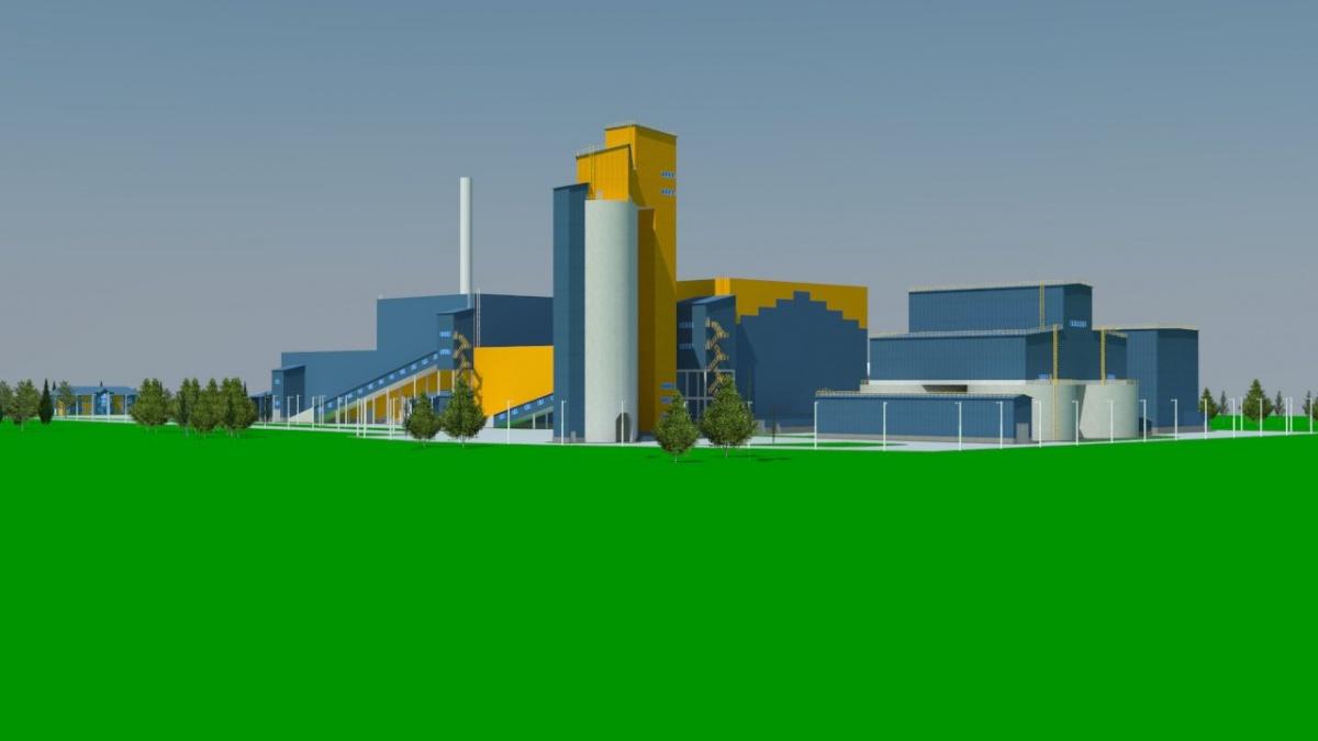 Вот так будет выглядеть завод в 2020 году
