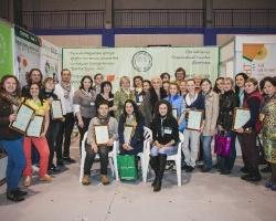 Профессиональные флористы соревновались в Уфе