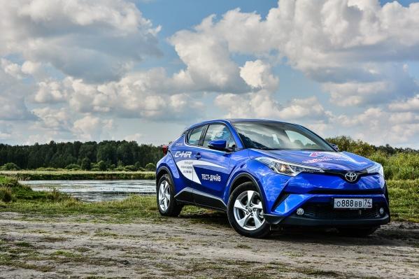 Toyota сделала ставку на дизайн