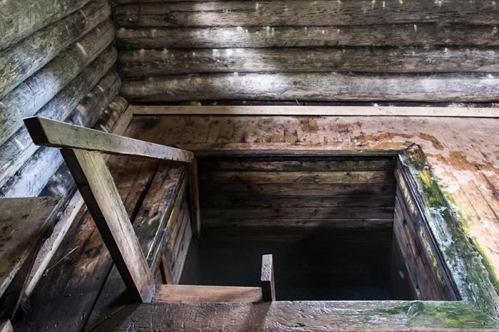 Двое кемеровчан развели костер в погребе и не выбрались обратно
