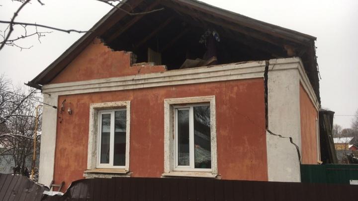 Газовое оборудование во взорвавшемся доме в Ярославле проверяли меньше года назад