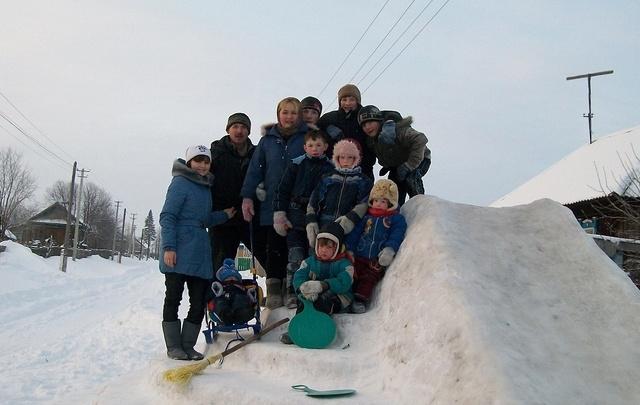 «Все наши 11 детей были желанными»: история любви семьи из Башкирии