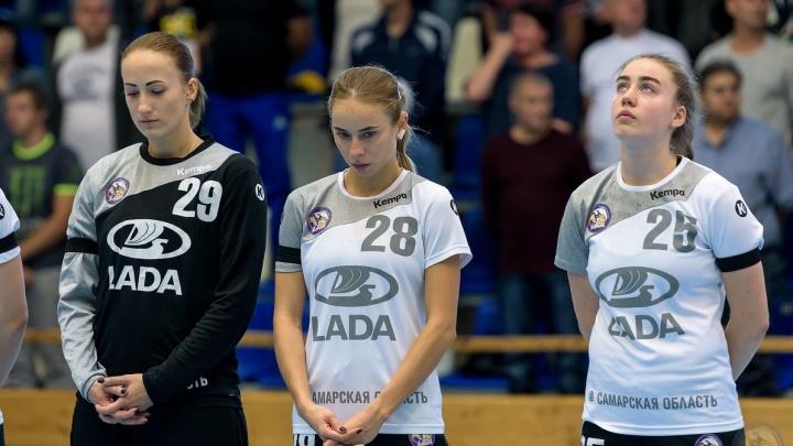 В память об Акопяне: гандбольная «Лада» победила «Кубань» в матче Суперлиги