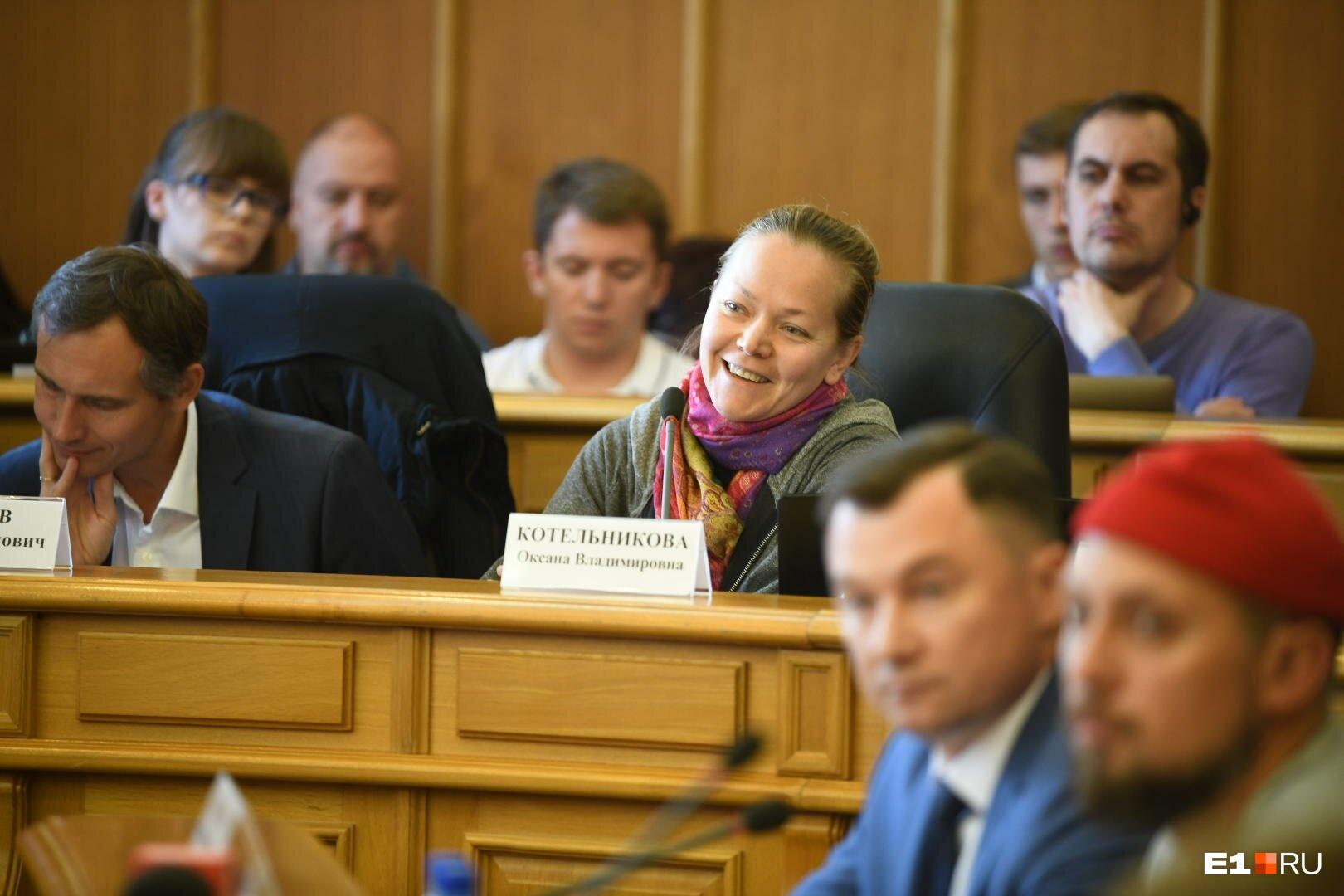 Оксана Котельникова спрашивает, согласится ли «Брусника» отдать свой участок