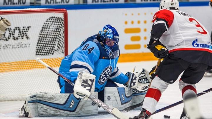 Не по-соседски: «Авангард» продлил серию поражений «Сибири» до девяти матчей