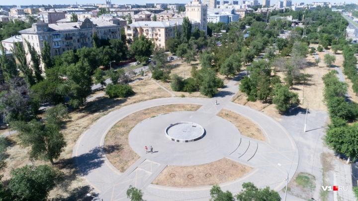 Он больше не памятник трагедии: в Волгограде демонтировали «фонтан-убийцу»