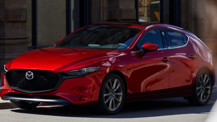 Бешеная «Матрёшка»: названы ошеломляющие цены на новую Mazda 3