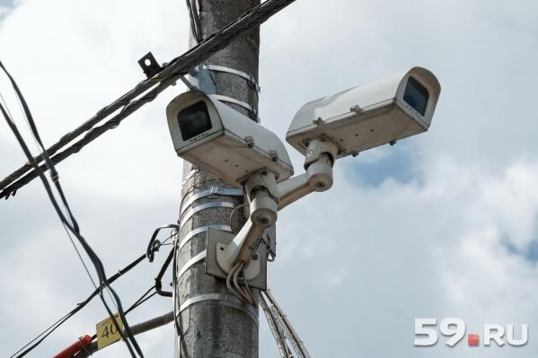 Камеры будут снимать всех, кто пытается объехать федеральную трассу по дорогам деревни Нестюково