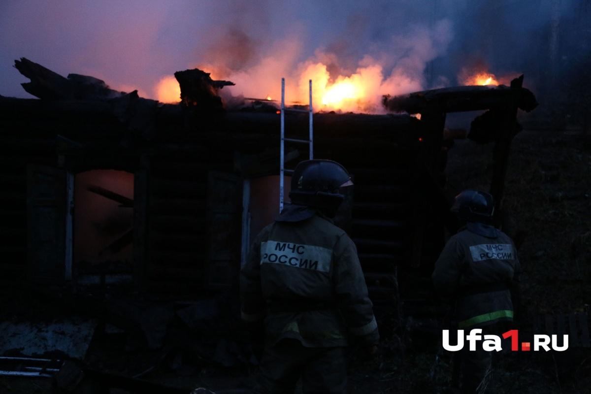 Огонь быстро потушили, но жертв избежать не удалсь