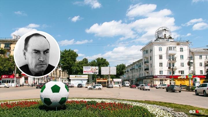 Доработали постамент: стало известно, как будет выглядеть памятник Мочалову