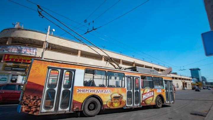 Для Ростова купят 20 новых троллейбусов за 300 миллионов рублей