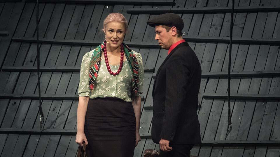 Перед челябинцами выступят известные актёры — Мария Шукшина и Андрей Мерзликин