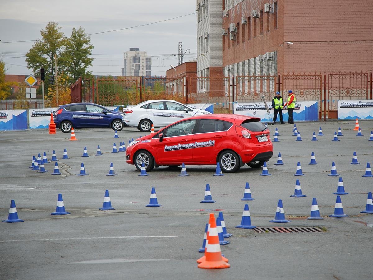 В скором времени экзамен на автодроме могут упразднить