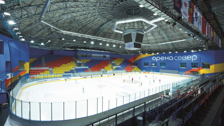 «Арену.Север» в Красноярске закрывают на капитальный ремонт