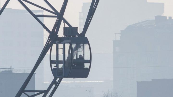 «Помогите, нечем дышать»: челябинцы жалуются на смог и запах гари