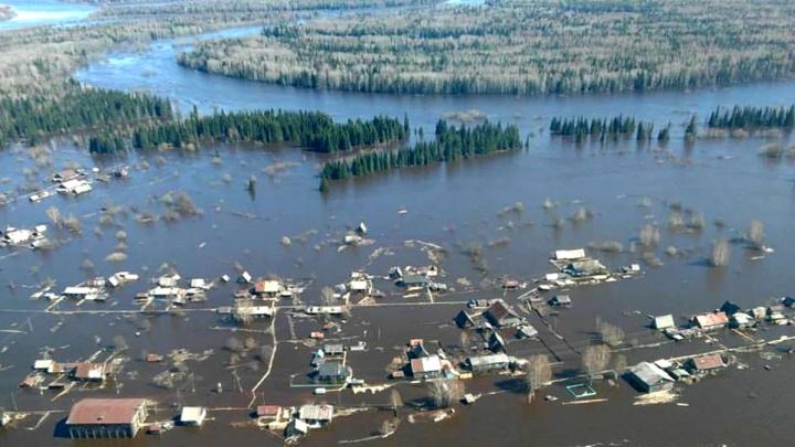 «Ситуация сложная». В этом году в зону возможного подтопления входят 110 городов и сел Прикамья