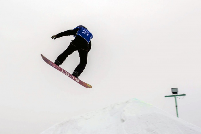 Трое новосибирских сноубордистов борются за место в сборной на Олимпиаде-2018