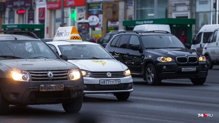 «Всё тихо, никакой забастовки нет»: таксисты Челябинска не поддержали призыв отказаться от работы