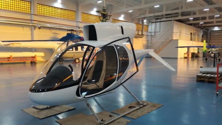 В Башкирии компанию «Роторфлай», которая занималась вертолетами, признали банкротом