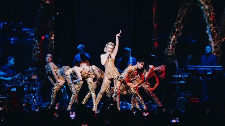 В «Екатеринбург-Экспо» сорвался концерт Полины Гагариной