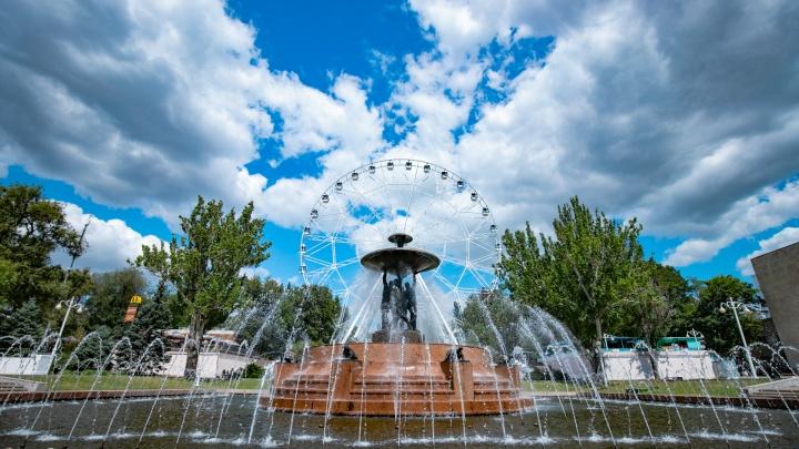 Ростов попал в топ-3 самых жарких городов России этого лета